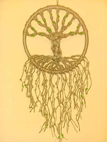 200947821 Dekorácie - Strom života - 9988202_