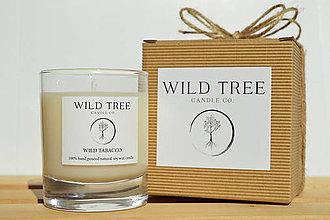 Svietidlá a sviečky - Wild Tabacco - 9987863_