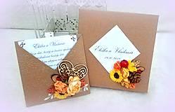 Papiernictvo - Jesenná láska... - 9986271_