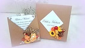 Papiernictvo - Jesenná láska... - 9986272_