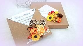 Papiernictvo - Jesenná láska... - 9986273_