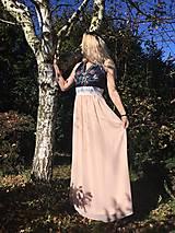 Plesové folklórne šaty