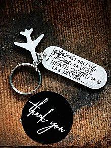Kľúčenky - ...opatruj sa mi tam - 9992590_