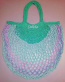 Nákupné tašky - Sieťovka - 9991643_