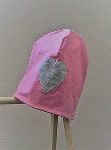 Detské čiapky - Čiapka Pinkki - 9991125_