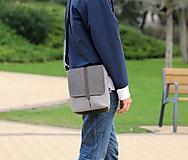 Tašky - Malá taška GREY II - 9990530_