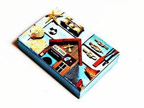 Krabičky - Šperkovnica - 9989088_