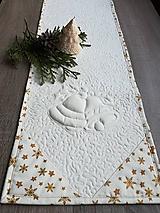 Úžitkový textil - Vianočná štóla - 9989332_