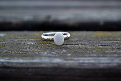 Prstene - Opál prsteň Ag 925 - 9990815_
