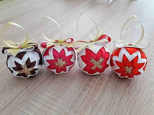 1ad9c2445 Vianočná guľa - patchwork / Tatiana1982 - SAShE.sk - Handmade Dekorácie