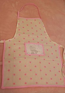 Iné oblečenie - bavlnené zásterky - 9989212_