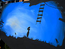 Obrazy - Obraz - Limbo / maľba akrylom / - 9991669_