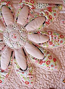 Úžitkový textil - Originál s kvetom No.9 :) - 9991834_