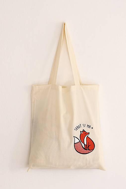 Skroť si ma - plátená taška