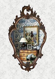 "Zrkadlá - Zrkadlo ""La Fée Baroque"" - 9994785_"