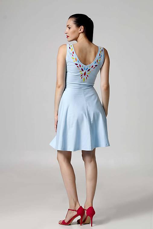 Šaty - Šaty Jewel farebné - 9995897_