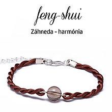 Náramky - feng-shui HARMÓNIA záhneda - 9996060_