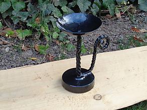 Svietidlá a sviečky - Tyčinkový svietnik, na želanie - 9995762_