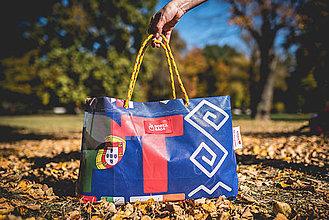 Veľké tašky - Úsmev ako dar - DORKA bag (Európa) - 9995852_