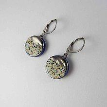 Náušnice - Tana šperky - keramika/platina - 9994327_