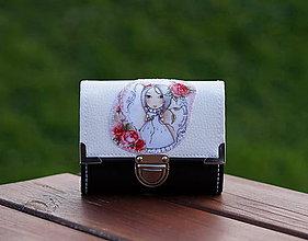 Peňaženky - Peněženka, 8 karet, na fotky - 9995656_