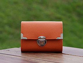 Peňaženky - Peněženka 13x10, 8 karet, 2 zipové kapsy - 9995712_