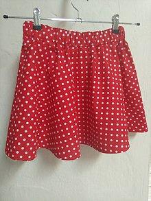 Sukne - Dievčenská sukňa - 9997242_