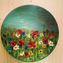 Kresby - Lúka na tanieri - 9997421_
