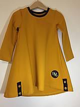 Detské oblečenie - Šaty dlhý rukáv - Revel - 9997138_