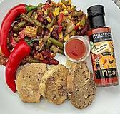 Potraviny - FIESTA 🔥🔥🔥 Extra pálivá Chilli omáčka s marhuľami - 9977308_