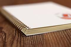 Papiernictvo - Skroť si ma - zápisník A5 - 9994280_