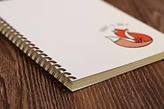 Papiernictvo - Skroť si ma - zápisník A5 - 9994282_