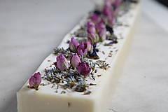 Drogéria - mydlo s mandľovým olejom a levanduľou XL - 10000864_