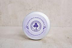 Drogéria - Organické telové maslo - levanduľa - 10000894_
