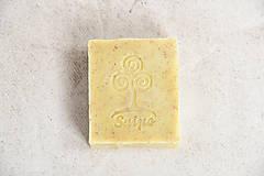 Drogéria - Kastílske mydlo peelingové s čajovníkom - 10000956_