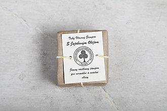 Drogéria - Tuhý šampón s jojobovým olejom bez vône - 10000874_