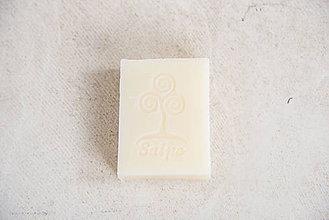 Drogéria - Prírodné mydlo s bambuckým maslom PURE - 10000927_