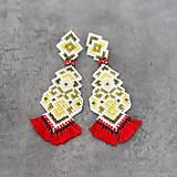 Náušnice - ornament - 10000654_