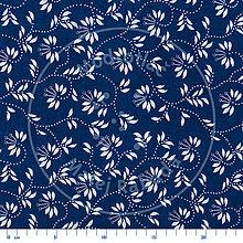 Textil - modrotlač - bavlnená metráž 15 - 9998207_