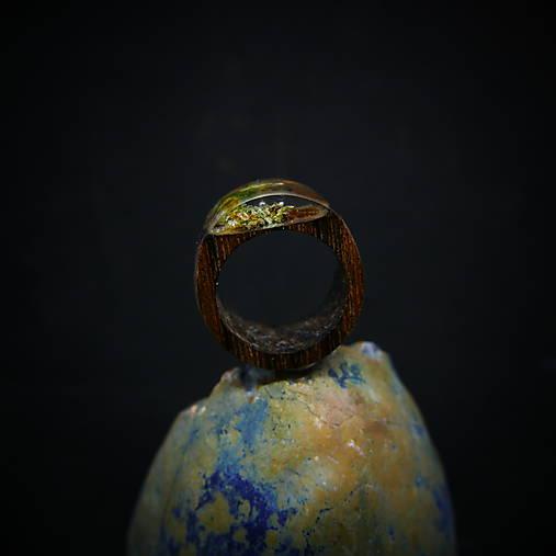 Drevený prsteň: Rovnodennosť