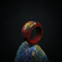 Prstene - Drevený prsteň: Poslední - 9999231_