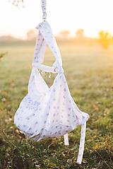 Textil - detská kolíska hačka - 10000882_