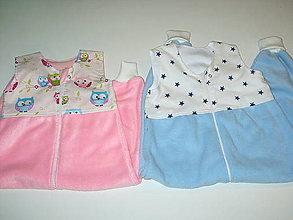 Textil - spací vak - overalik - 10000870_