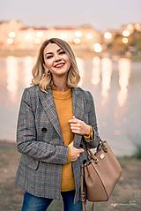 Kabáty - Tvídové sako - 9999906_