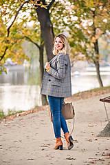 Kabáty - Tvídové sako - 9999917_