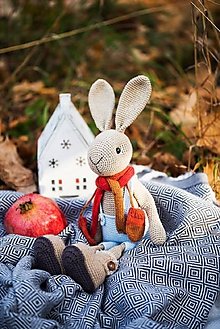 Hračky - Smelý Zajko - 9998874_