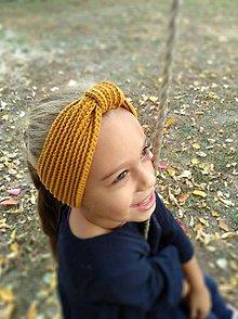 Detské čiapky - Čelenka - 10004235_
