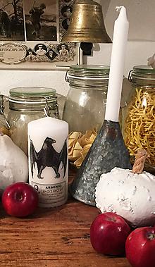 Svietidlá a sviečky - Sviecka - HALLOWEEN I. - 10001515_