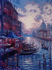 Obrazy - Ráno v Benátkach - 10001604_