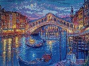 Obrazy - Večer v Benátkach - 10001640_